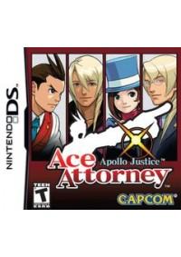 Ace Attorney Apollo Justice /DS