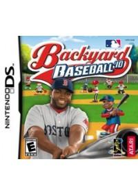 Backyard Baseball 2010 /DS