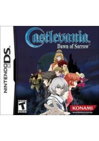 Castlevania Dawn Of Sorrow/DS