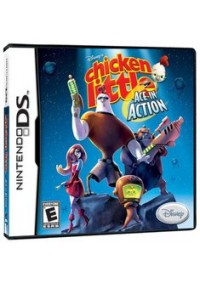 Chicken Little: Ace in Action/DS