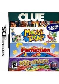Clue/Mouse Trap/Perfection/Aggravation/DS