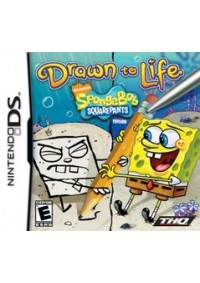 Drawn to Life: Spongebob Squarepants Edition/DS