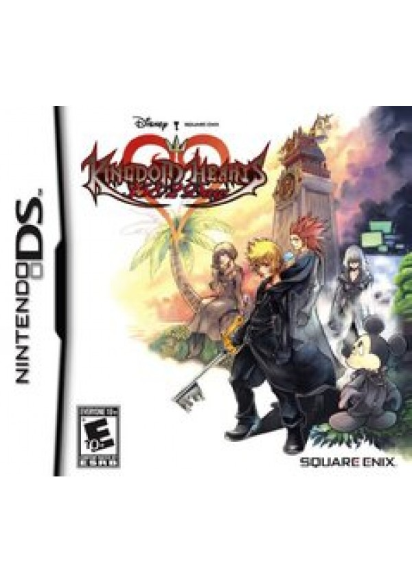 Kingdom Hearts 358/2 Days/DS