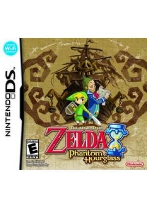 Legend Of Zelda Phantom Hourglass/DS