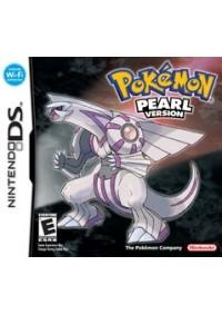 Pokemon Pearl Version/DS