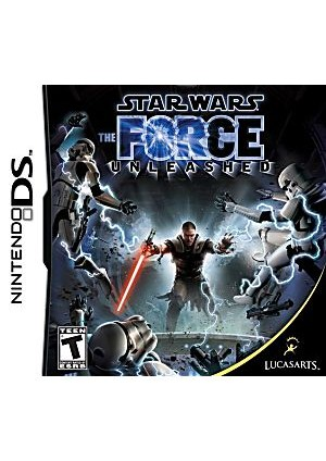Star Wars The Force Unleashed/DS