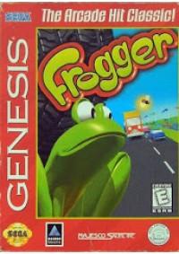 Frogger/Genesis