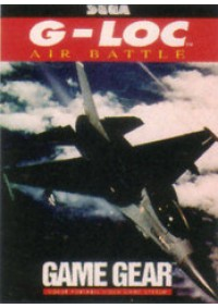 G-Loc Air Battle/Game Gear