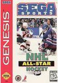 NHL All-Star Hockey '95/Genesis