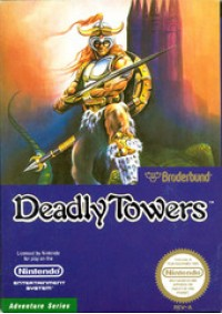 Deadly Towers/NES