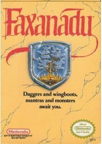 Faxanadu/NES