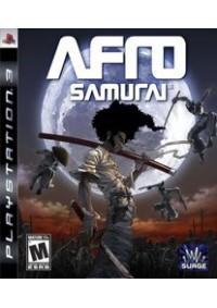 Afro Samurai/PS3