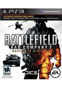 Battlefield Bad Company 2 Ultimate Edition/PS3
