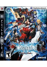 BlazBlue Calamity Trigger/Ps3