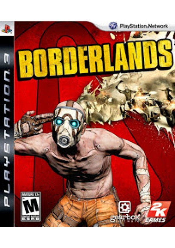 Borderlands/PS3