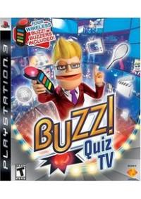 Buzz! Quiz TV + 4 Buzzer/PS3