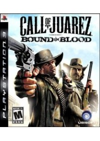 Call Of Juarez Bound In Blood/PS3