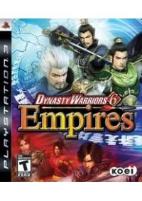 Dynasty Warriors 6 Empires/PS3