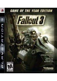 Fallout 3 Game Of The Year Edition/PS3