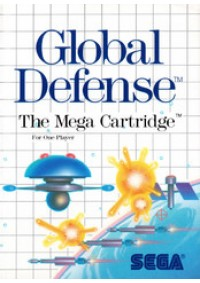 Global Defense/Sega Master