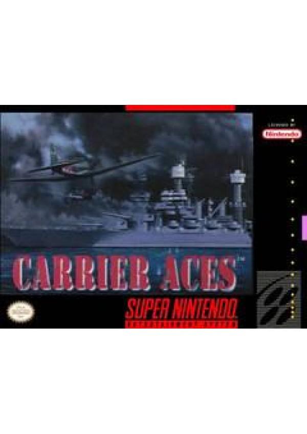 Carrier Aces/SNES