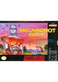 Mecarobot Golf/SNES