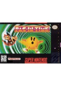 Pac-in-Time/SNES