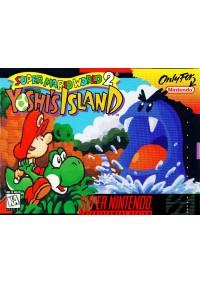 Super Mario World 2 Yoshi's Island/SNES