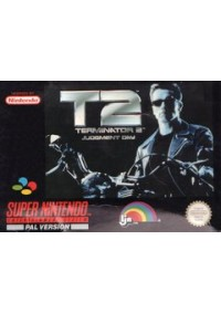 T2 Terminator 2 Judgment Day /SNES