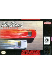 Test Drive II The Duel/SNES