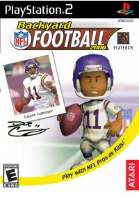 Backyard Football 2006/PS2