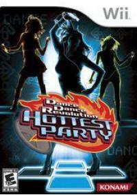 Dance Dance Revolution Hottest Party (Jeu Seulement) / Wii