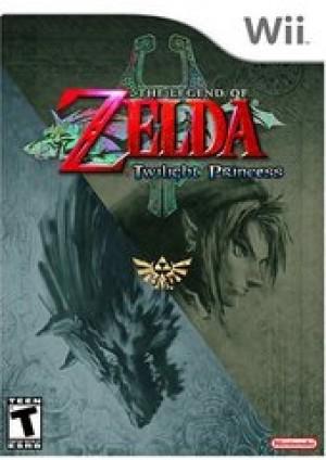 Legend Of Zelda Twilight Princess/Wii