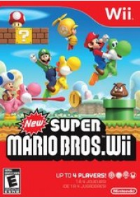 New Super Mario Bros. Wii/Wii
