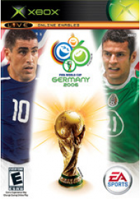 FIFA World Cup 2006 Germany/Xbox