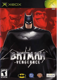 Batman Vengeance/Xbox