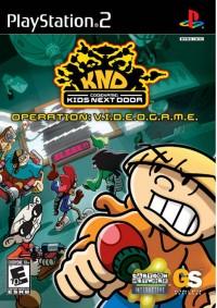 Codename Kids Next Door  Operation: V.I.D.E.O.G.A.M.E./PS2