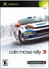 Colin McRae Rally 3/Xbox