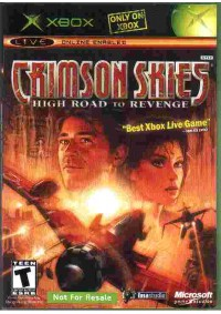 Crimson Skies High Road To Revenge/Xbox