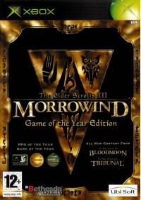 Elder Scrolls III Morrowind - Game of the Year Edition/Xbox