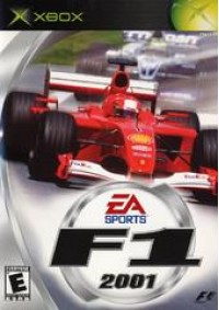 F1 2001/Xbox