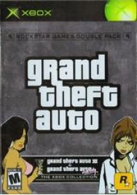 Grand Theft Auto Double Pack/Xbox