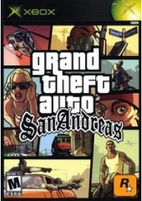 Grand Theft Auto San Andreas/Xbox