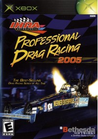 IHRA Professional Drag Racing 2005/Xbox