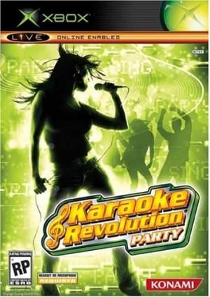 Karaoke Revolution Party/Xbox