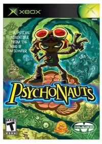 Psychonauts / Xbox