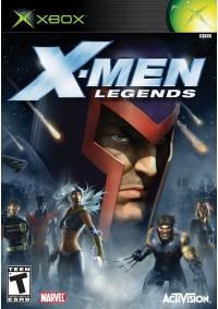 X-Men Legends/Xbox