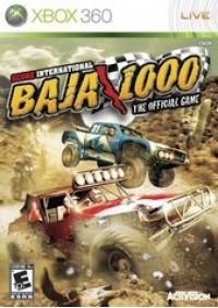 Baja 1000 Score International/Xbox 360