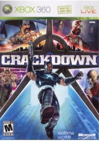 Crackdown/Xbox 360