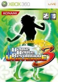 Dance Dance Revolution Universe 3 (Jeu Seulement) /Xbox 360